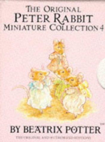 The Original Peter Rabbit Miniature Collection (Mini-pack, Potter)