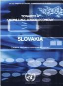 Towards a knowledge-based economy by United Nations. Economic Commission for Europe