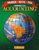 Accounting (Chapters 1-12) by Carl S. Warren