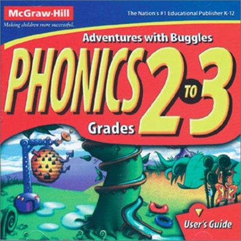 Phonics by McGraw-Hill