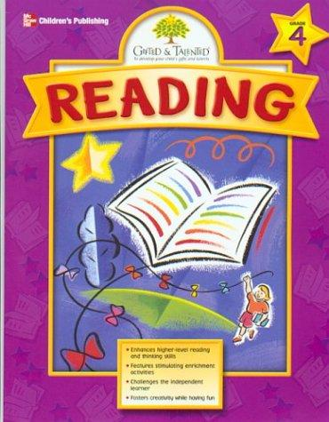 Gifted & Talented, Reading by Tracy Masonis