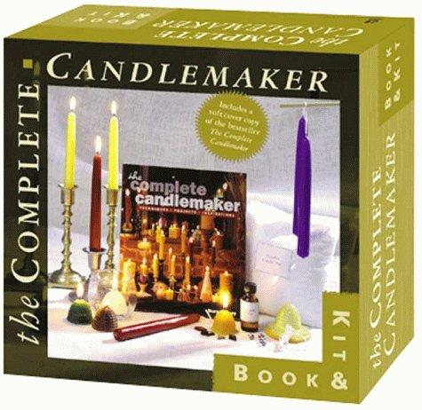 The Complete Candlemaker Book & Kit by Inc. Sterling Publishing Co.