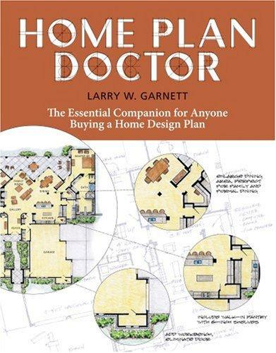 Image 0 of Home Plan Doctor: The Essential Companion for Anyone Buying a Home Design Plan