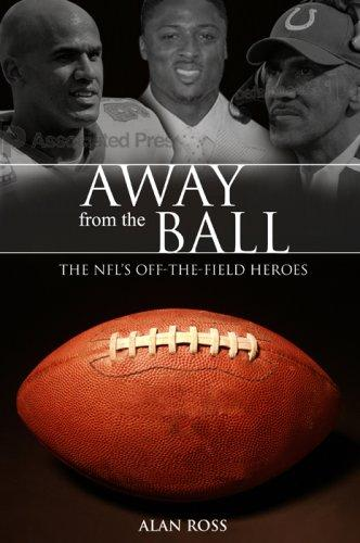Away from the ball by Alan Ross