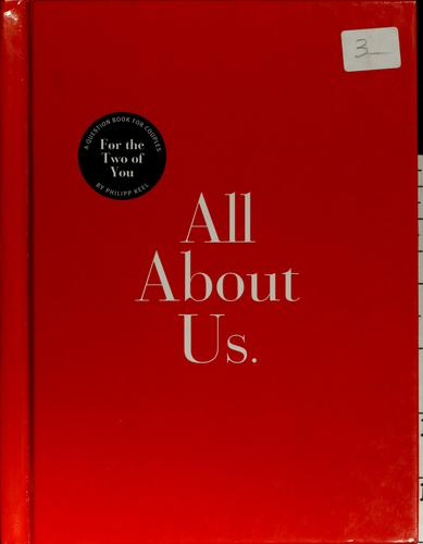 All about us by Philipp Keel
