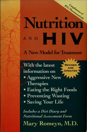 Nutrition and HIV by Mary Romeyn