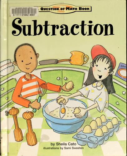 Subtraction by Sheila Cato
