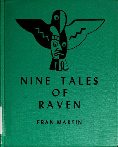 Nine tales of Raven by Fran Martin