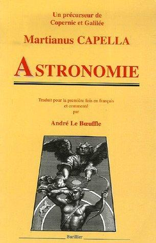 Astronomie by Martianus Capella.