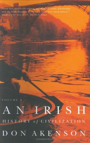 An Irish History of Civilization by Don Akenson