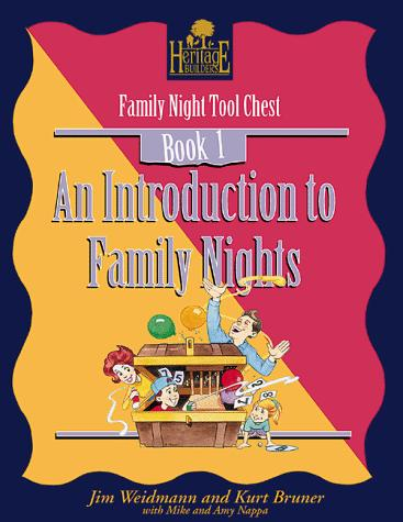 Image 0 of An Introduction To Family Nights: Family Nights Tool Chest