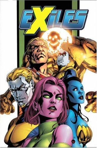 Exiles Vol. 11 by Tony Bedard