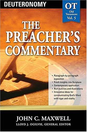 The Preacher's Commentary  - OT Old Testament Vol.5 by John C. Maxwell