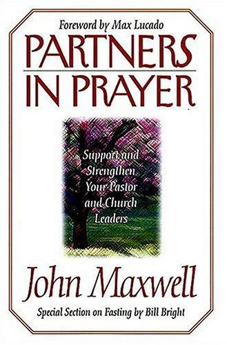 Partners in prayer by John C. Maxwell
