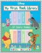 First Pooh Stories (My First Library) by