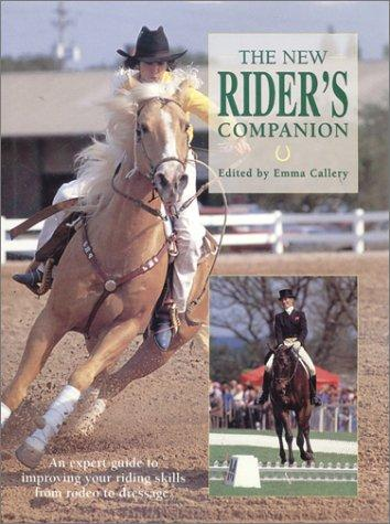 The New Rider's Companion by Emma Callery