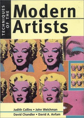 Techniques of the Modern Artists by Judith Collins