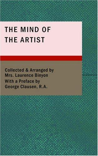 The Mind of the Artist by Cicely Margaret Powell Binyon