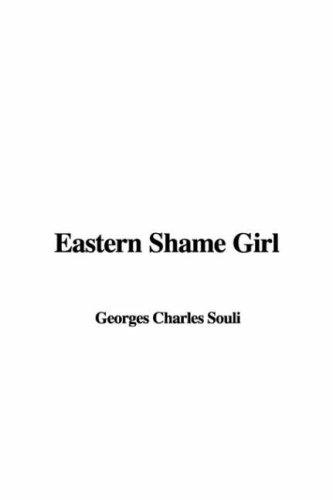 Eastern Shame Girl by Charles Georges Soulié