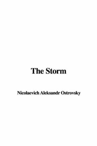 The Storm by Nikolay Ostrovsky