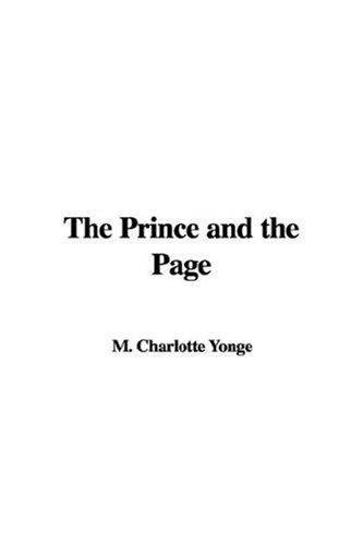 The Prince and the Page by Charlotte Mary Yonge
