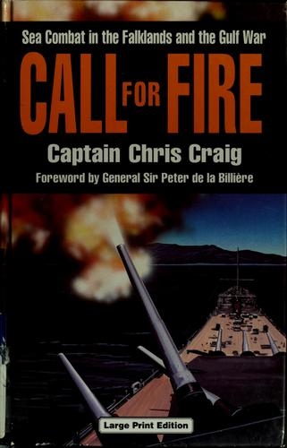 Call for fire by Craig, Chris Captain