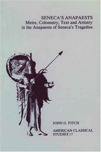 Seneca's Anapaests