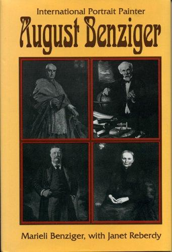 August Benziger by Marieli G. Benziger
