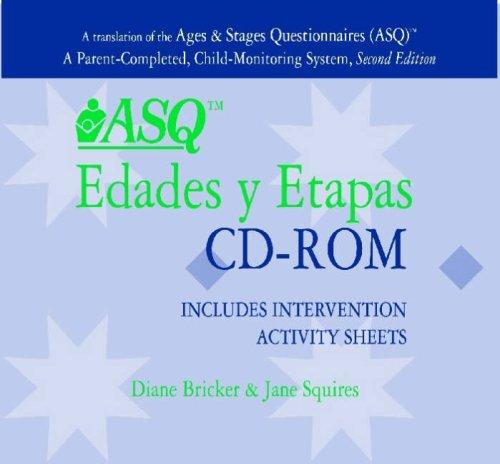 Ages & Stages Questionnaires (Asq)
