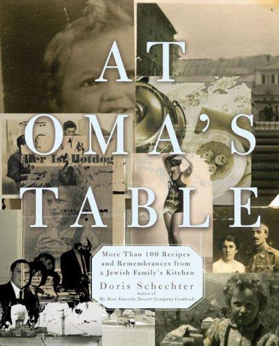 At Oma's Table by Doris Schechter