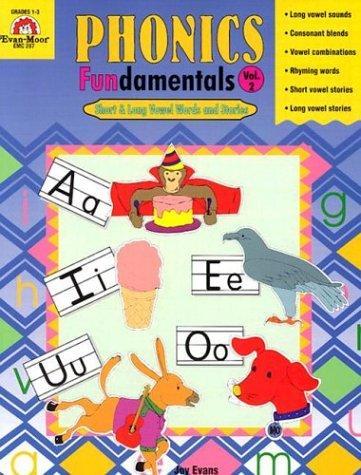 Phonics Fundamentals, Vol. 2 (Phonics Fundamentals)