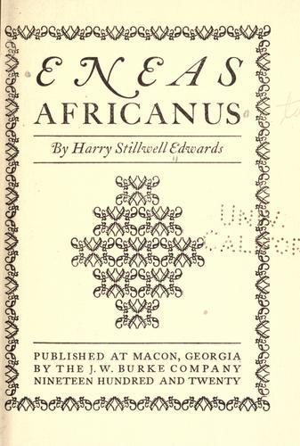 Eneas Africanus