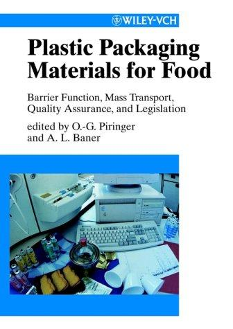 Plastic packaging materials for food by