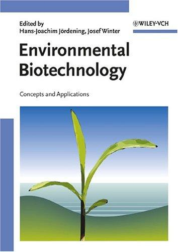 Environmental biotechnology by