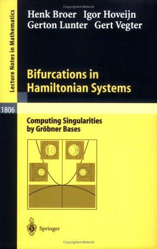 Bifurcations in Hamiltonian systems by