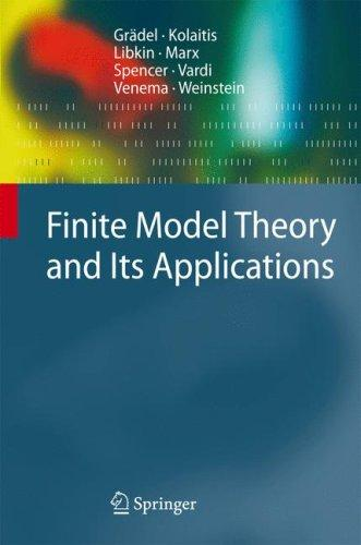 Finite Model Theory and Its Applications by