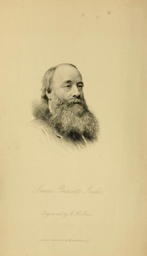 The scientific papers of James Prescott Joule by James Prescott Joule