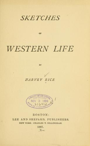 Sketches of western life