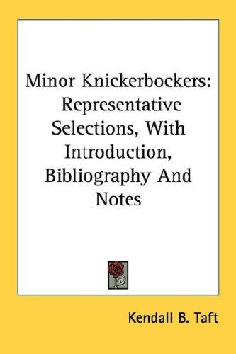 Minor Knickerbockers