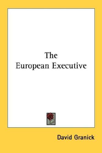 The European Executive