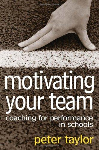 Motivating Your Team