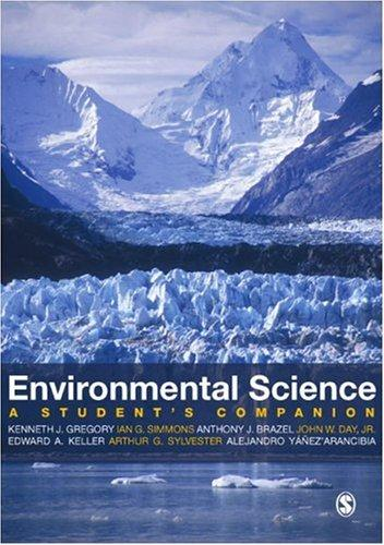 Environmental sciences by