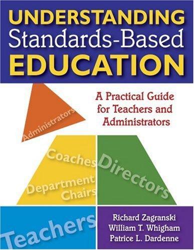Understanding Standards-Based Education