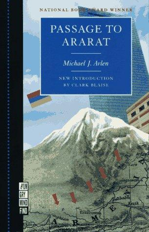 Passage to Ararat by Michael J. Arlen