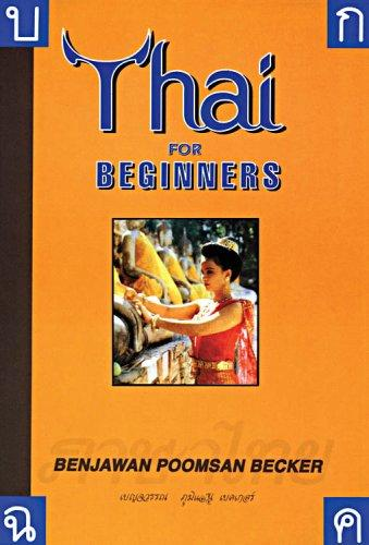 Thai for Beginners CDs by Benjawan Poomsan Becker