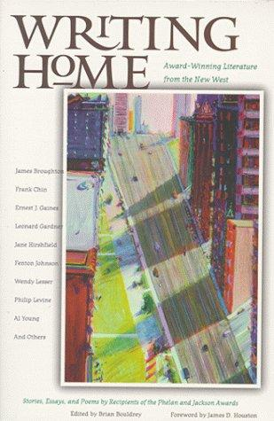 Writing Home by James D. Houston
