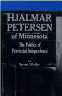 Image 0 of Hjalmar Petersen of Minnesota: The Politics of Provincial Independence