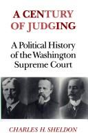 A century of judging by Charles H. Sheldon