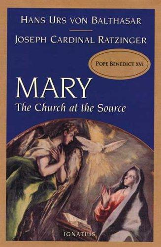 Mary by Hans Urs von Balthasar