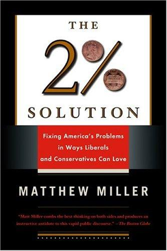 The Two Percent Solution